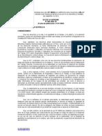 D.S. 009_2004 TR_Reglamento Ley de protección a favor de la mujer gestante trabajadora