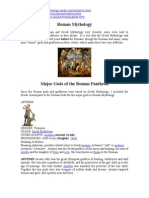 Greek and Roman Mythology