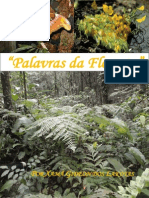 Livro Palavras Da Floresta