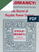 Cyclomancy
