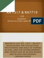 RA 1517 & RA7719