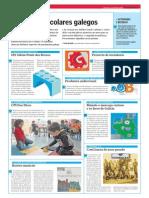 Proxectos Escolares Galegos.la Voz de La Escuela.12.06.2013