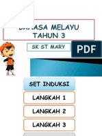 Bahasa Melayu Tahun 3