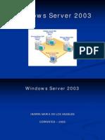 Server 2003 Especificaciones y Caracteristicas