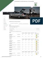 SKODA AUTO Deutschland GmbH - Die SKODA Octavia Limousine - Preise Und Ausstattung