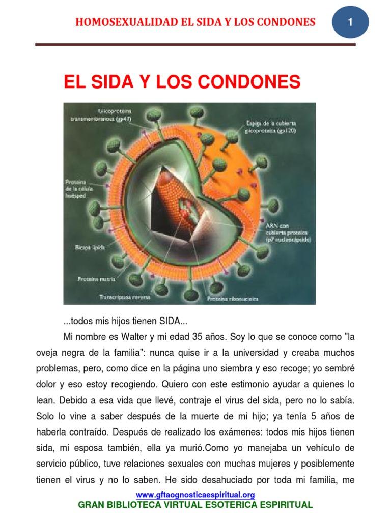 Actores Porno Que Murieron De Sida 05 08 05 homosexualidad el sida y los condones | vih / sida