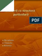 Curs 1-2 compl Bacterii cu structură particulară