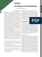 Literatur Brosur Somatostatin and Analog Portal Hypertension