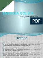 ENERGÍA EOLÍCA