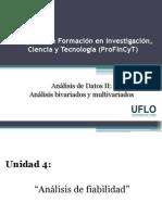 4. Profincyt - Análisis de Datos II