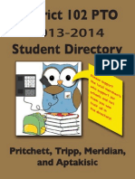 2013 p to Directory Advertisements