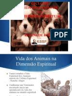 Vida Dos Animais Na Dimensao Espiritual-RosanaDR
