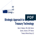 Technology in Treasury