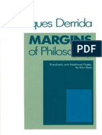 Derrida, J - Margins of Philosophy (Chicago, 1982)