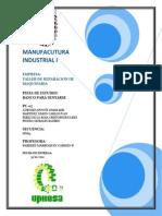 Manufacutura Industrial i