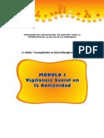 Modulo 1 - Vigilancia Ciudadana - Parte 1