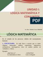 Logica Matematica y Conjuntos