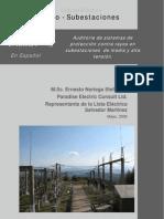 Protección Subestaciones Eléctricas