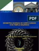 Geometria Sagrada Corpo Humano e Templo Maconico.pps