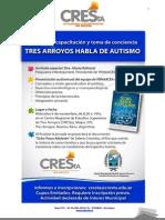 2013-11-6 Tres Arroyos Habla de Autismo