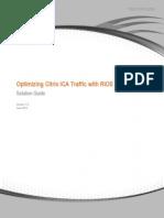 Optimizing Citrix ICA RiOS 8.0 Solution Guide
