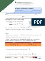 Ficha 5 Regra 3 simples - conversões