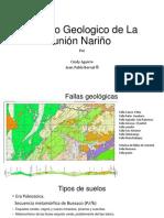 Estudio Geologico de La unión Nariño