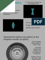Opti GeometricalgeoOptics I