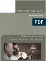 mumford and sons 3 representation with helping notes for rm