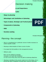 4.Planning and Decision Making