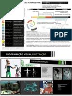 Currículo + Resumo Portifólio