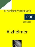 Alzheimer y Demencia (Psikiatria)
