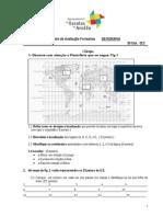 Teste M1 e Popl 1 Outb 07
