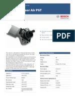 Pressure Sensor Air PST Datasheet 51 en 2780071435