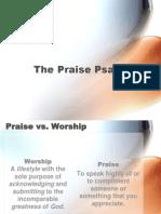 2 - The Praise Psalm