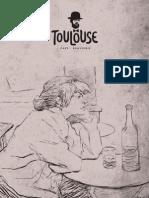 Toulouse Drinks Menu