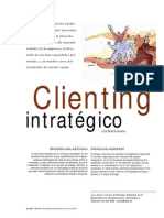 Clienting Intrategico, Luis Huete