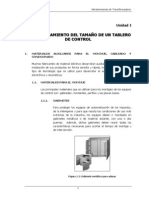 01 DIMENSIONAMIENTO DEL TAMAÑO DE UN TABLERO