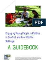 Engaging Young People in Politics