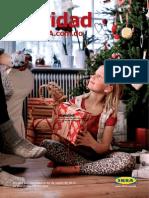 Af Cat Navidad Ikea 2013