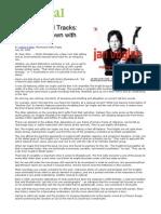 Jan Vogler Press Clips 7-30-09
