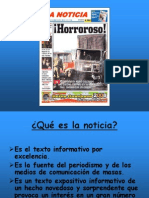 La Noticia Ppt