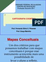 Mapas Conceituais - Profissao Docente