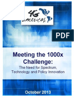 2013_4G Americas Meeting the 1000x Challenge 10 4 13_FINAL