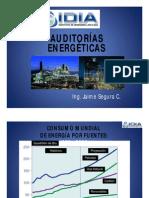 PPT- AUDITORÍAS ENERGÉTICAS