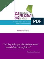 Ranking De Felicidad 2012