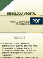 Histologia Vegetal.2012ppt