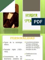 Herbert Spencer - Sociología