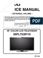 FUNAI Manual de Servicio 39FL753P_10(A33T1EP)_External_v1