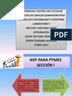 NIIF 1 PYMES CA9-7